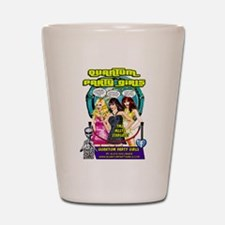 Quantum Party Girls 01 Shot Glass