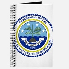Micronesia Coat Of Arms Journal