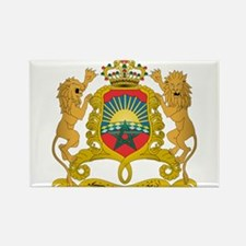 Morocco Coat Of Arms Rectangle Magnet