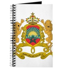 Morocco Coat Of Arms Journal