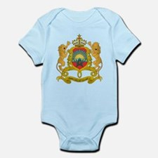 Morocco Coat Of Arms Infant Bodysuit