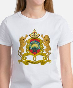Morocco Coat Of Arms Tee