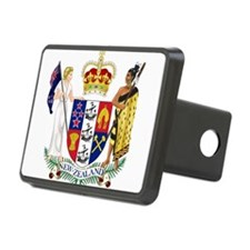 New Zealand Coat Of Arms Hitch Cover