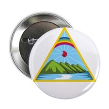 """Nicaragua Coat Of Arms 2.25"""" Button"""