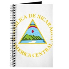 Nicaragua Coat Of Arms Journal