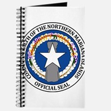 """""""Northern Mariana Islands Coat Of Arms"""" Journal"""