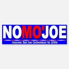 NO MO' JOE Bumper Bumper Bumper Sticker