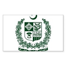 Pakistan Coat Of Arms Decal
