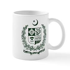 Pakistan Coat Of Arms Mug