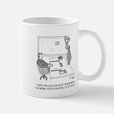 Witness Cartoon 1727 Mug