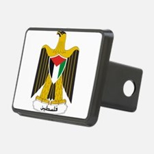 Palestine Coat Of Arms Hitch Cover