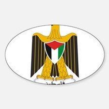 Palestine Coat Of Arms Decal