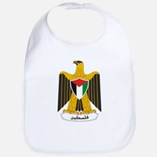 Palestine Coat Of Arms Bib