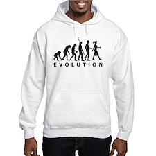 Evolution Frau.png Hoodie