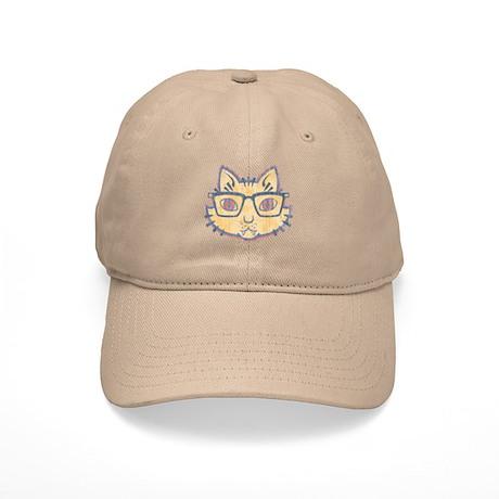 Cat Nerd Cap