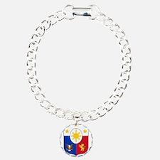 Philippines Coat Of Arms Bracelet