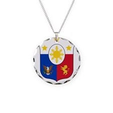 Philippines Coat Of Arms Necklace