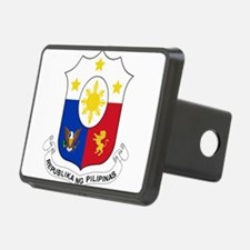 Philippines Coat Of Arms Hitch Cover