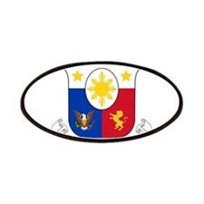 Philippines Coat Of Arms Patches