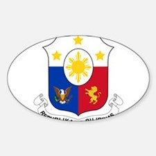 Philippines Coat Of Arms Decal