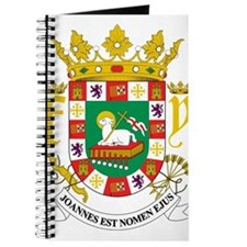 Puerto Rico Coat Of Arms Journal
