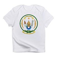 Rwanda Coat Of Arms Infant T-Shirt