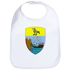 Saint Helena Coat Of Arms Bib