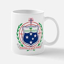 Samoa Coat Of Arms Mug