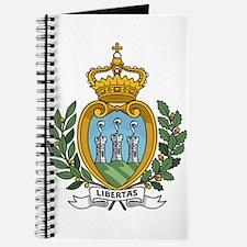 San Marino Coat Of Arms Journal