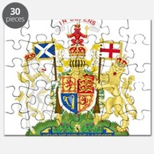 Scotland Coat Of Arms Puzzle
