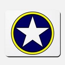1942 USAF INSIGNIA (VARIATION) Mousepad