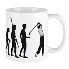 Evolution Golf B 2c.png Mug