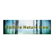 Nuture Nature Wall Sticker