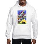 Fort Knox Kentucky (Front) Hooded Sweatshirt