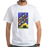 Fort Knox Kentucky (Front) White T-Shirt