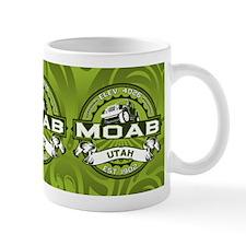Moab Green Mug