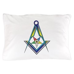 The S&C with the OES Star Pillow Case