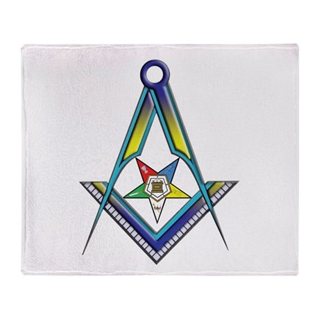The S&C with the OES Star Throw Blanket