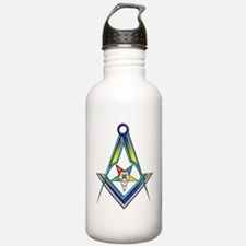 The S&C with the OES Star Water Bottle