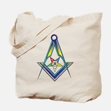 The S&C with the OES Star Tote Bag