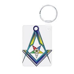 The S&C with the OES Star Keychains
