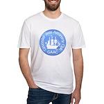 """Fitted GAAC T-Shirt, 10"""" logo"""