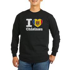 I Love Chisinau T