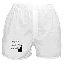 Cuter than Yours (Bulldog) Boxer Shorts