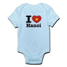 I Love Hanoi Infant Bodysuit