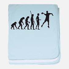 Evolution Handball 06-2011 A 1c.png baby blanket