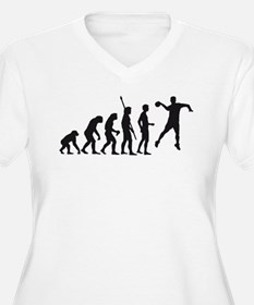 Evolution Handball 06-2011 A 1c.png T-Shirt