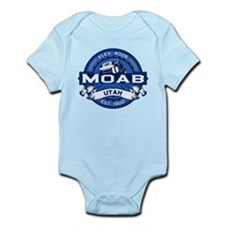Moab Cobalt Infant Bodysuit
