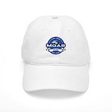 Moab Cobalt Baseball Cap