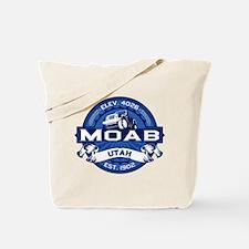 Moab Cobalt Tote Bag